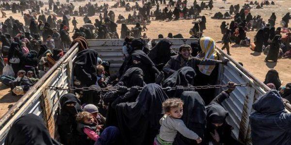 الصليب الأحمر: نحو 20 ألف عراقي يعودون من سوريا خلال أسابيع